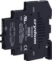 Elektronikus teljesítményrelé DIN sínre szereléshez, Crydom DR24D03 kimenet 3 A 24 - 280 V/AC Crydom