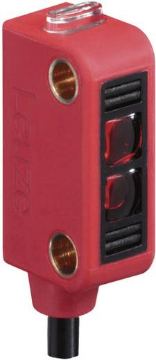 Reflexiós fénysorompó háttérzavar kiszűréssel, világosra kapcsol, Leuze Electronic HRTR 2/42-50F, 150-S8