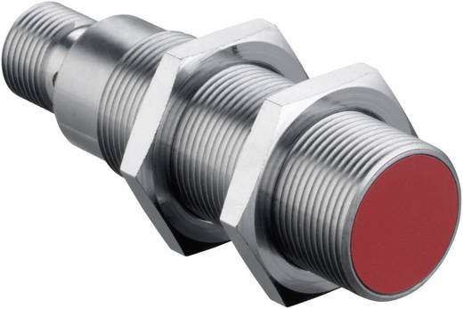 Induktív közelítés érzékelő M18, kapcsolási távolság: 8 mm, Leuze Electronic IS 218MM/4NO-8E0-S12
