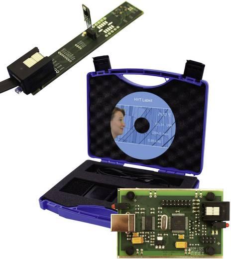 USB LabKit HYT hőmérséklet- és páramérő rendszer (±1,8 %) 0 - 100 % rF, (±3°C) -40 - +125°C, IST AG LabKit HYT