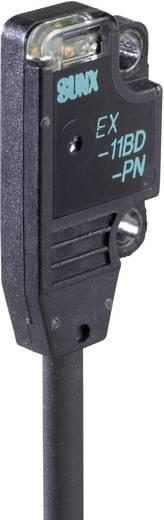 Egyutas fénysorompó, világosra kapcsol, hatótáv: 1 m, Panasonic EX19APN