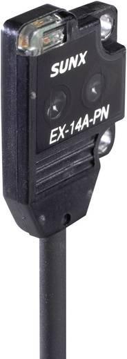 Fénysorompó, világosra kapcsol, hatótáv: 25 mm, Panasonic EX14APN