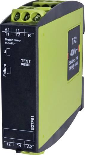Hőmérsékletfigyelő relé PTC-vel, TELE G2TF01