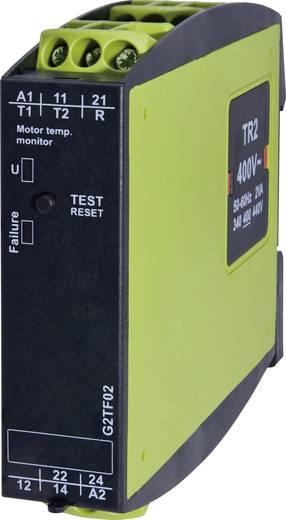 Hőmérsékletfigyelő relé PTC-vel, TELE G2TF02