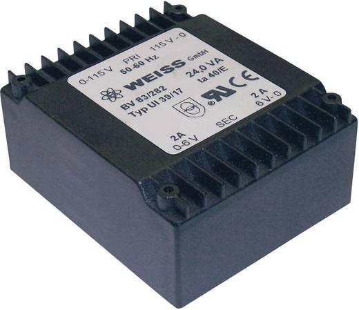 Lapos transzformátor 24W/800mA