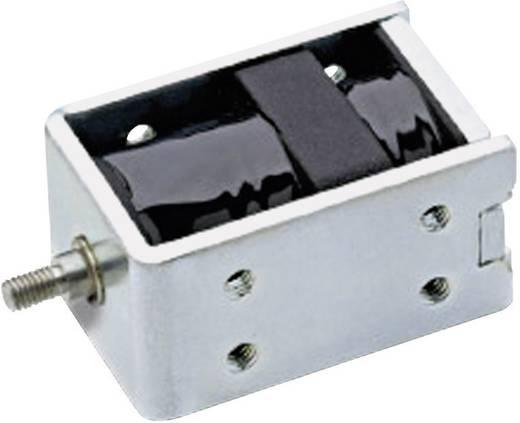 Bistabil lineáris mágnes keretes kivitelben M3, 12 V/DC 4 N/áram nélkül 20 N, Intertec ITS-LX-2218-12VDC-10mm