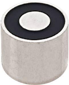 Elektromágnes, mágneses (áramtalan állapotban) 24 V/DC, 45 N, M4, Intertec ITS-PE2025-24VDC, 1 db Intertec