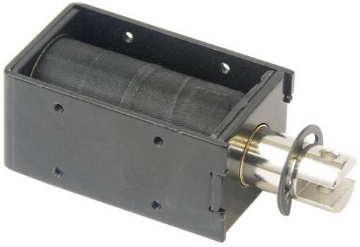 Lineáris mágnes keretes kivitelben M4, 12 V/DC 8-75 N, Intertec ITS-LS-4035-Z-12VDC