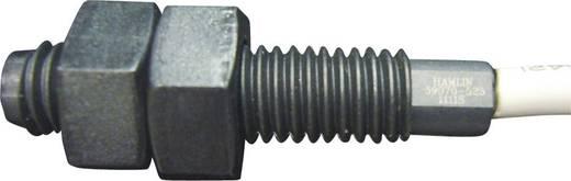Reed kapcsoló műanyag házban, M8-as menettel 1 záró 0,25 A 175 V/DC 5 W, Hamlin 59070-3-T-02-A