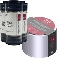 Kiváló páratartalom referencia készlet 11,3 % rF/32,9 % rF/75,4 % rF, +20 - +40 °C, Hygrosens REFZ-12Z-SET2 B & B Thermo-Technik