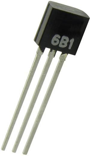 Hygrosens TSIC506-TO92 digitális hőmérséklet szenzor, -10-+60°C