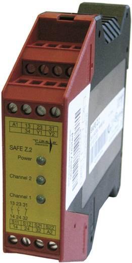 Kétkezes biztonsági relé a I-III c típushoz 24 V/DC, Riese SAFE Z.2