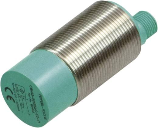 Kapacitív közelítés érzékelő M30, kapcsolási távolság: 15 mm, Pepperl & Fuchs CCN15-30GS60-A2-V1