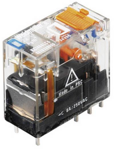 RCI/RCM tartalék relé 230 V/AC 1 váltó 16 A 250 V/AC 4000 VA, Weidmüller RCI374T30