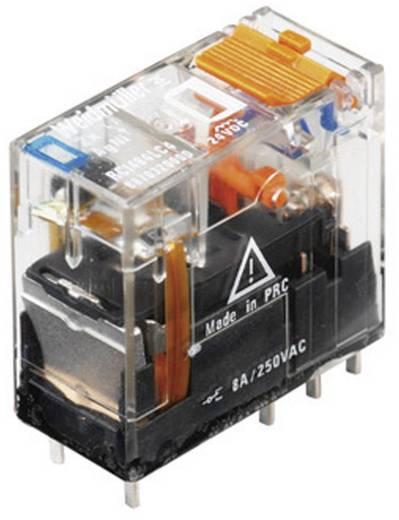RCI/RCM tartalék relé 24 V/DC 1 váltó 16 A 250 V/AC 4000 VA, Weidmüller RCI374AC4