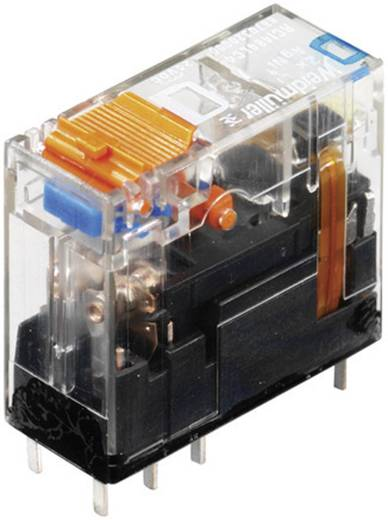 RCI/RCM tartalék relé 24 V/AC 2 váltó 8 A 250 V/AC 2000 VA, Weidmüller RCI484R24