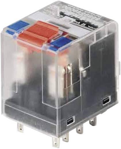 RCI/RCM tartalék relé 24 V/DC 3 váltó 10 A 250 V/AC 2500 VA, Weidmüller RCM370024