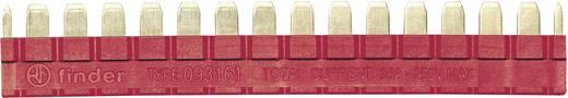 Fésűs áthidaló 39-es sorozatú csatoló relékhez, piros, Finder 093.16.1