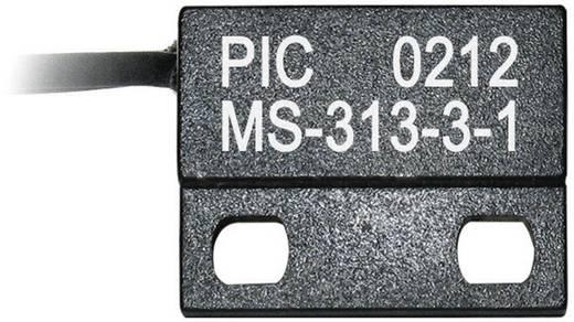 Reed érzékelő lapos házban 1 záró 0,5 A 150 V/DC/ 120 V/AC 10 W, PIC MS-313-3