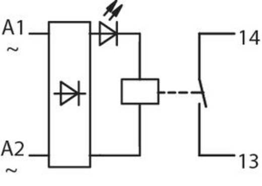 Relé modul 1 záró 250 V, WAGO 288-565