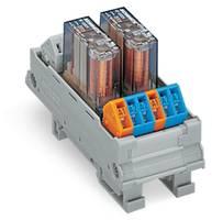 Relé modul, 2 relé 1 váltó 250 V, WAGO 288-758 (288-758) WAGO