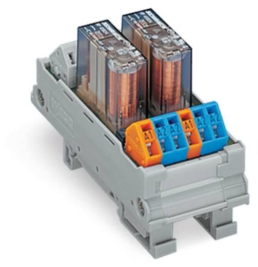 Relé modul, 2 relé 1 váltó 250 V, WAGO 288-758