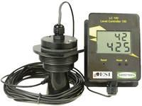 Érintésmentes töltésszint mérő/töltésszint érzékelő 5 m kábellel SecuTechLC 103 / ST001004 max. 9999 liter SecuTech