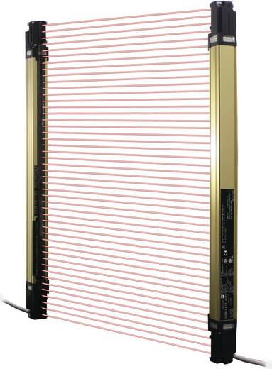 Biztonsági kézvédő fényfüggöny 24 V/DC, 710 mm, sugarak száma: 36, Panasonic SF4B-H36(V2)