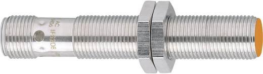Induktív közelítés érzékelő M12 x 1, kapcsolási távolság: 4 mm, ifm Electronic IFS208