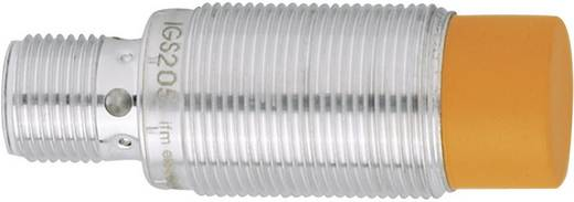 Induktív közelítés érzékelő M18 x 1, kapcsolási távolság: 12 mm, ifm Electronic IGS205