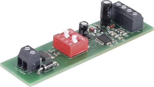 Digitális időzítő panel, 4 mp - 34 óra, alkalmas a REL PCB nyáklapi relé panelekhez is 1-től 4-ig