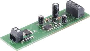 Kapcsolási sorrend átalakító-panel (alkalmas a REL-PCB nyomtatott áramköri relé panel sorozathoz is 1-től 4-ig) Conrad Components