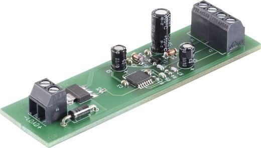Kapcsolási sorrend átalakító-panel (alkalmas a REL-PCB nyomtatott áramköri relé panel sorozathoz is 1-től 4-ig)