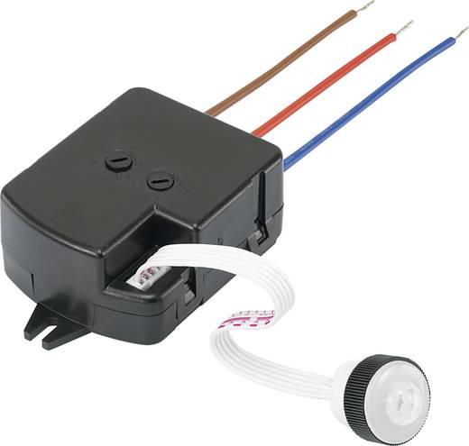 Infra mozgásérzékelő 220 - 240 V/AC, hatótáv: 3,6 m, -10 - +40 °C, KMP-001-1