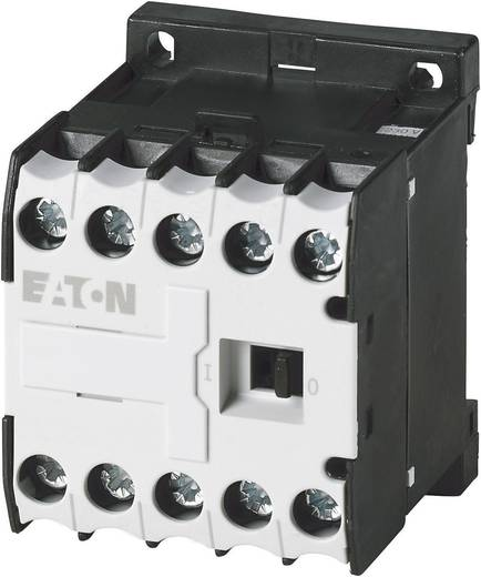 Kis védőkapcsoló 3 záró /1 nyitó 230 V/AC 50 Hz/240 V/AC 60 Hz, Eaton DILER-31(230V50HZ,240V60HZ)
