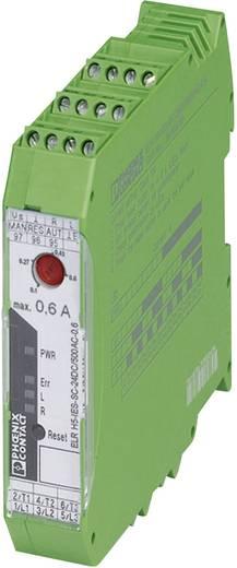 4 az 1-ben hibrid motorindító 0,6 A, 42-550 V/AC, Phoenix Contact ELR H5-IES-SC-230AC/500AC-0,6
