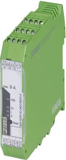 3 az 1-ben hibrid motorindító 2,4 A, 42-550 V/AC, Phoenix Contact ELR H5-ES-SC- 24DC/500AC-2