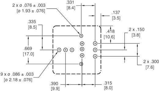 Autós relé, 24 VDC, 80 A/75 VDC, 1120 W, MINI ISO, Zettler Electronics AZ983-1A-24D