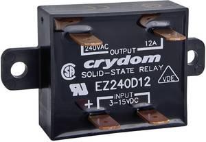 Elektronikus teljesítmény relé 5 A 24-280 V/AC, Crydom EZ240D5 Crydom