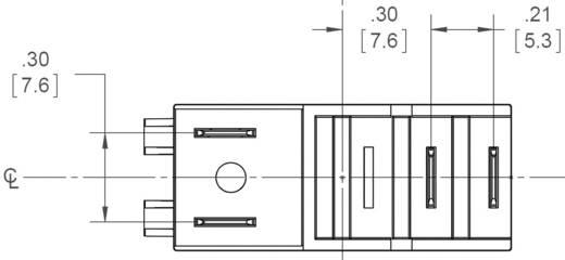 Dugaszolható félvezető relék 5 A 24-280 V/AC, Crydom ED24D5R