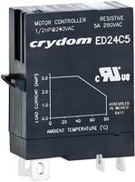 Dugaszolható félvezető relék 5 A 1-48 V/DC, Crydom ED06C5 (ED06C5) Crydom