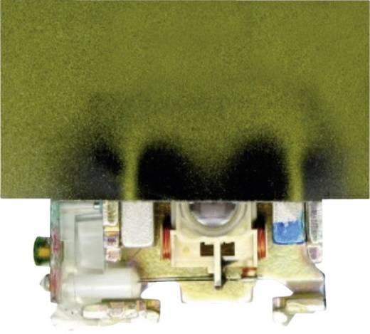 Mágneses mező megjelenítő kártya védőtokban
