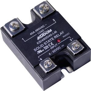 Félvezető teljesítmény relé 48-530 V/AC, Kudom KSI480 D10 LM Kudom