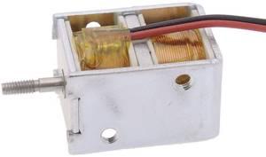 Bistabil kétirányú mozgató mágnes 24 V/DC 2/8 N, rögzítés M2,5, HMB-1513.001-24VDC Tremba