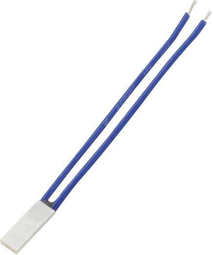 Hőkapcsoló érzékelő 1 nyitó 250 V/AC 2 A, kikapcsolási pont (±5) 125 °C, TB02-BB8D-125