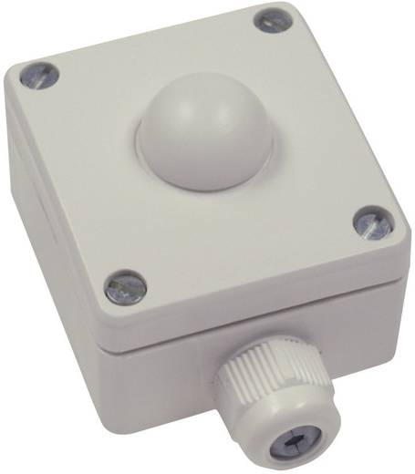 Fényérzékelő jelátalakító 0-10 V, műanyag házban IP65 12-24 V DC/AC, B & B Thermotechnik LIFUE