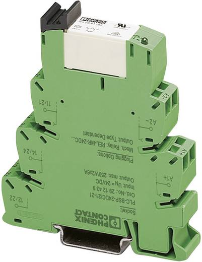 Relé modul, Phoenix Contact 2980500 PLC-RSC-230UC/21-21/SO46