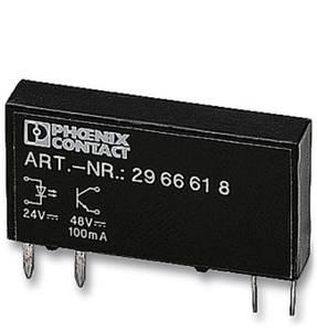 Miniatűr szilárdtest relé, Phoenix Contact 2966595 OPT-24DC/ 24DC/ 2 Phoenix Contact