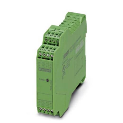 Vészleállító relé, Phoenix Contact 2963747 PSR-SCP- 24UC/URM/5X1/2X2