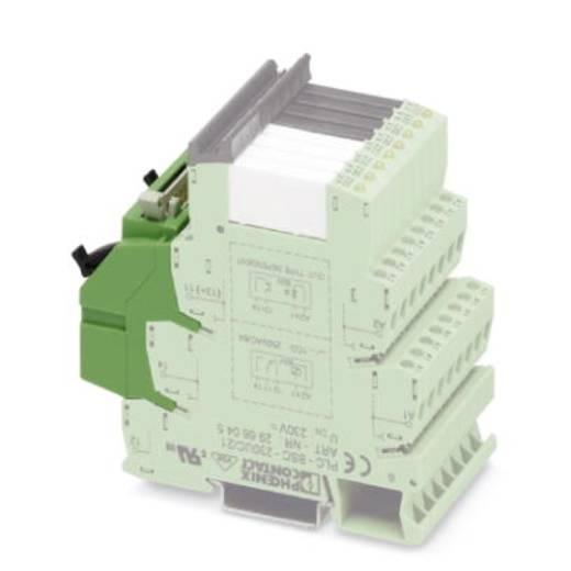 Zöld 1 db Phoenix Contact PLC-V8/FLK14/IN/M